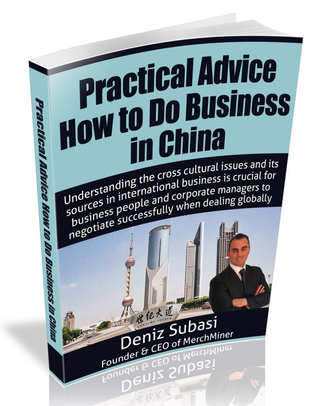 how to do business in China Deniz Subasi