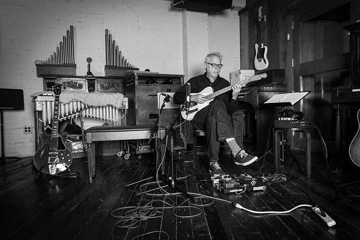 Bill Frisell by Monica Frisell