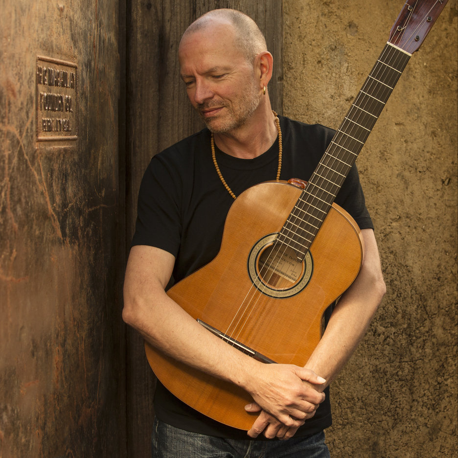 Ottmar Liebert by Greg Gorman
