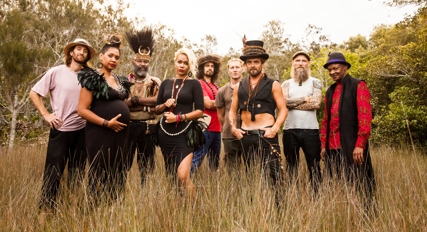 image of Xavier Rudd & The United Nations