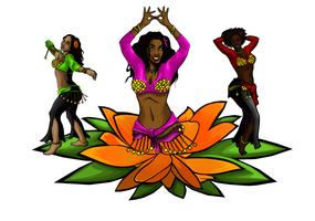 Bellydancers of Color Association *BOCA