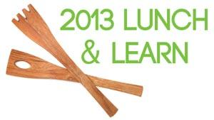 Simplicity's 2013 Lunch & Learn January Series
