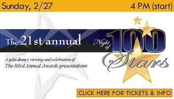 The 21st Annual Night of 100 Stars