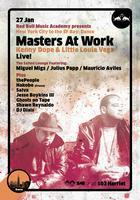Red Bull Music Academy presents MASTERS AT WORK Live!