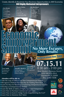 Economic Empowerment Summit, Create Your OWN Deals!!!