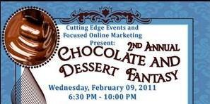 Chocolate, Desserts, Networking & Fun in Sweet Home...