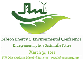 5th Annual Babson Energy & Environmental Conference:...