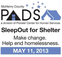 SleepOut for Shelter