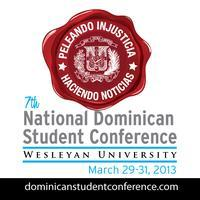 7th National Dominican Student Conference