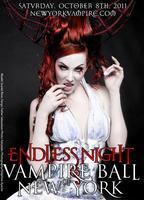 "Endless Night Vampire Ball of NYC - ""Halloween Masque..."