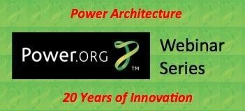 Power.org Webinar - High Performance Computing