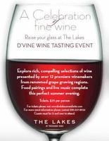 D'Vine Wine tasting Event