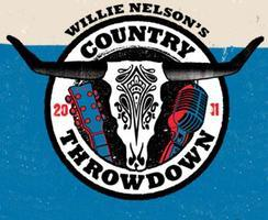 Willie Nelson's Country Throwdown