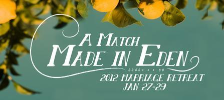 2012 Marriage Retreat with Richie Furay