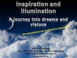 A weekend of Inspiration and Illumination