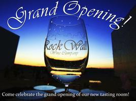 "Rock Wall Wine Company Grand Opening Weekend  ""Sunset..."