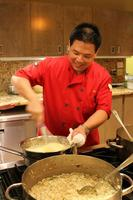 Cajun Winter Supper with Chef Kelly Fong