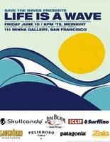 LIFE IS A WAVE 2011