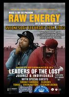Urban Chaos Ent Presents:The Raw Energy Tour Featuring...