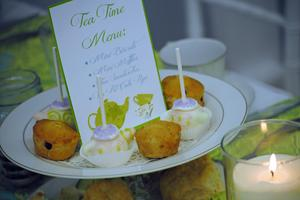 2nd Annual Posh Tot Events Mommy & Me Tea