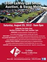 35th Annual LeMay Car Show, Auction, & Swap Meet