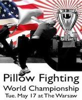 Pillow Fighting World Championship - The Warsaw in...