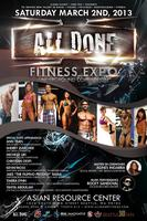 "ALL DONE FITNESS EXPO 2013: ""YOUR BODY IS YOUR TROPHY"""