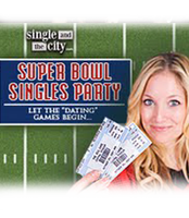 Singles Superbowl Party - SOLD OUT FOR WOMEN