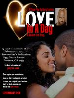 Love In A Day, Promoted By Travis Fisher/Celebrity...