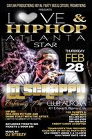 Star of Love & Hip's ATL Lil Scrappy Performing Live