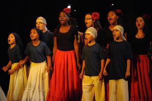 Family Arts Festival: Dr. Glory's Youth Theatre