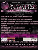 """Mars Vs Venus""  Aug 19th In Naperville,IL  Free Event..."