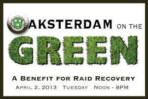Oaksterdam On The Green