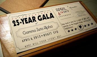 Gamma's 25-Year Anniversary Gala - April 6th, 2013