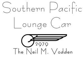 Art-Deco Parlor Class Service on the NCRy