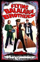 Flying Balalaika Brothers with former lead guitarist of...