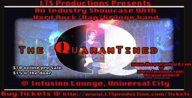 LTS Productions Presents: The Quarantined Live!