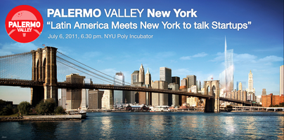 Palermo Valley NY: LatAm meets NYC to talk Startups