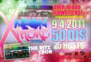 NEON XTREME Tampa(Sunday, Sept. 4th, 2011)