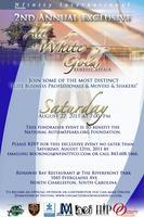 The 2nd Annual All White & Gold Benefit Affair...