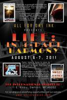 AllForOneInk.com presents LIFE In 4Parts Harmony