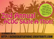 2nd Annual SKATE-A-THON