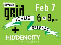 March Issue Release Party with Hidden City