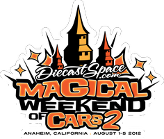 2012 Magical Weekend of Cars Anaheim Hilton Disneyland