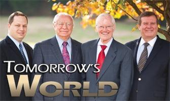 Tomorrow's World Presents in Baton Rouge, LA