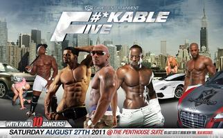 The F***able 5 Male Review (Bronx)