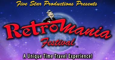 RetroMania Festival - A UNIQUE TIME TRAVEL EXPERIENCE!
