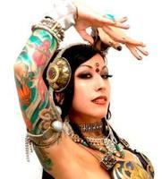SHARON KIHARA   TRIBAL BELLY DANCE 4 DAY INTENSIVE...