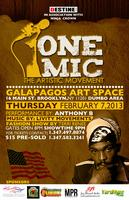 One Mic, Featuring Anthony B