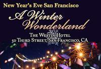 New Year's Eve San Francisco, Winter Wonderland Gala